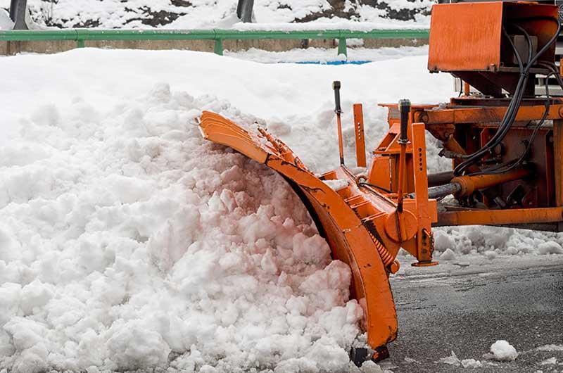 snow plow lawn care services