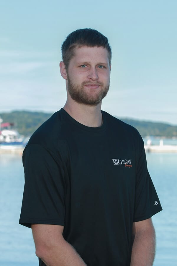 Meet the team - Justin Evans