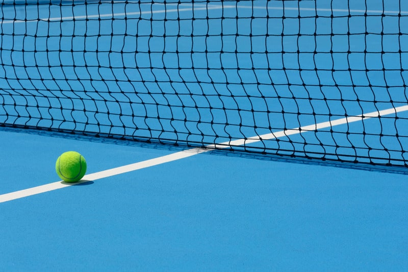 tennis is a great summer activites