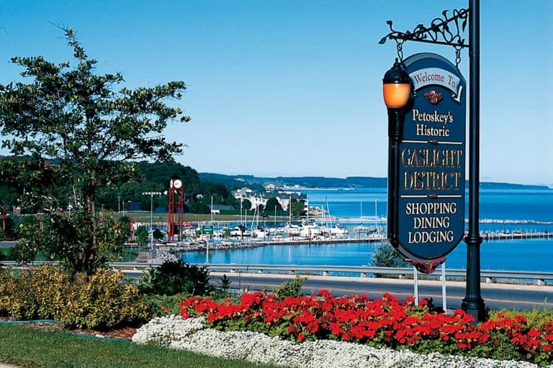 petoskey is full of summer activities
